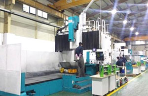 Column type Machining Center 사진