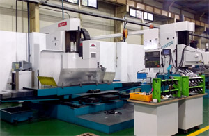 Vertical CNC Milling Machine 사진
