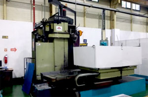 Horizontal CNC Milling Machine & Others 사진